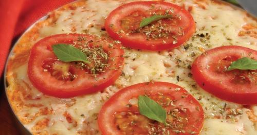 Pizza de Pão Amanhecido