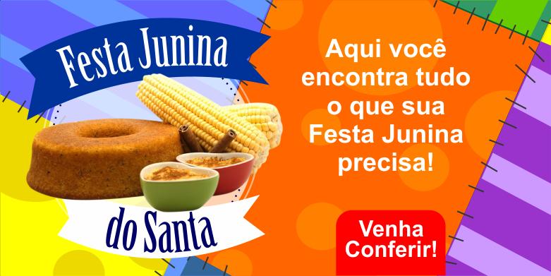 Festa Junina Santa Catarina Supermercados